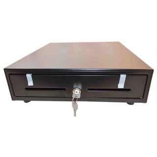 Heavy-duty 16-inch All Metal Cash Drawer
