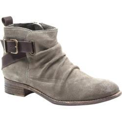Women's Diba True Ris Kee Taupe Suede/Dark Brown Leather