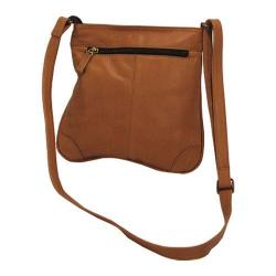 Women's Latico Curry Cross Body 0270 Natural Leather