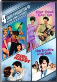 4 Film Favorites: Elvis Presley Girls (DVD)