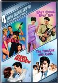 4 Film Favorites: Elvis Presley Girls (DVD)