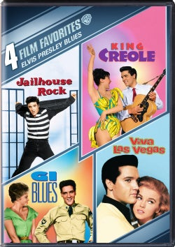 4 Film Favorites: Elvis Presley Blues