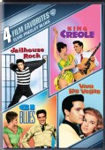 4 Film Favorites: Elvis Presley Blues (DVD)
