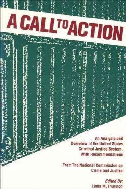 A Call to Action: An Analysis and Overview of the United States Criminal Justice System, With Recommendations (Paperback)