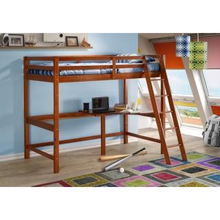 Donco Kids Twin Modular Study Loft