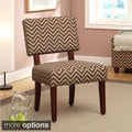 Modern Pattern Easy-care Accent Chair