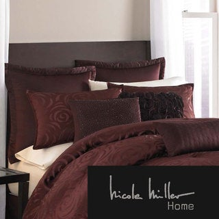 NIcole Miller Madison 4-piece Comforter Set
