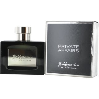 Hugo Boss 'Baldessarini Private Affairs' Men's 3-ounce Eau de Toilette Spray