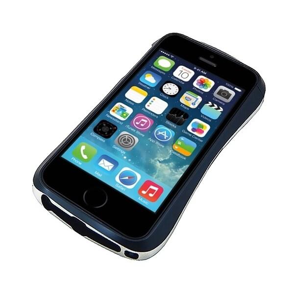 DRACO Blue Draco 5 Aluminum Bumper Case for Apple iPhone 5/ 5S