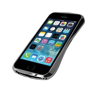 DRACO Silver Draco 5 Aluminum Bumper Case for Apple� iPhone 5/ 5S