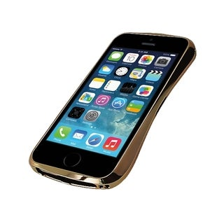 DRACO Luxury Gold Draco 5 Aluminum Bumper Case for Apple� iPhone 5/ 5S