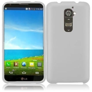 BasAcc White Case for LG G2