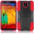 BasAcc Black/ Red Case with Stand for Samsung Galaxy Note 3