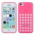 BasAcc Solid Pink Case for Apple iPhone 5C