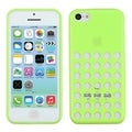 BasAcc Solid Green Case for Apple iPhone 5C
