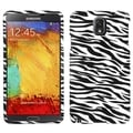 BasAcc Zebra Skin Case for Samsung 900A Galaxy Note 3