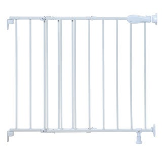 Summer Infant Slide Lock Top of Stairs Metal Gate