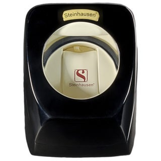 Steinhausen Single Watch Winder w/4-mode Timer and Bidirectional Winding with Lifetime Warranty