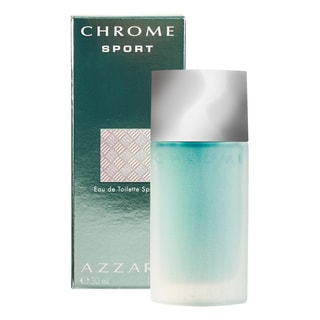 Azzaro 'Chrome Sport' Men's 1-ounce Eau de Toilette Spray