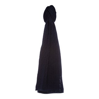 Fendi Zucca Knit Wool Scarf