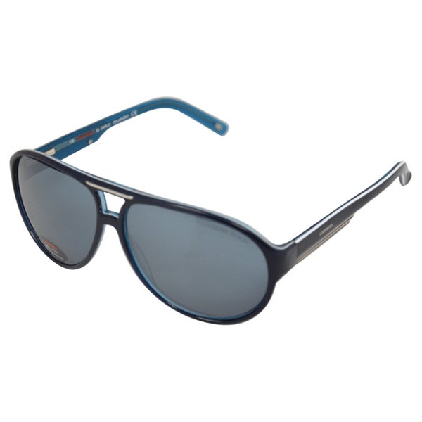 Carrera Men's '7001/S YCEP' Royal Blue Polarized Sunglasses