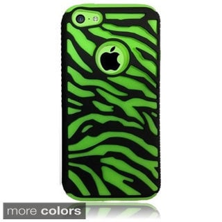 BasAcc Rubberized Silicone Case for Apple iPhone 5C