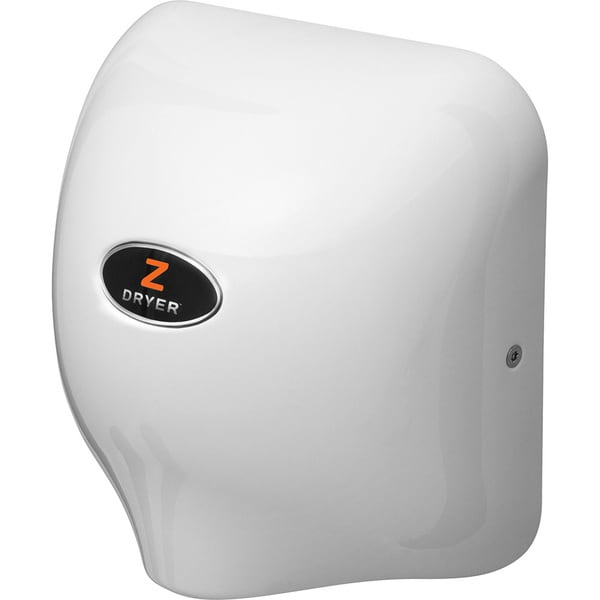 White Super Fast Commercial Hand Dryer