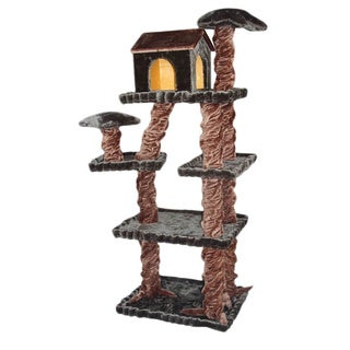 Kitty Mansions Sequoia Cat Tree Furniture
