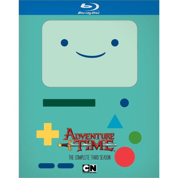 Adventure Time: The Complete Third Season (Blu-ray Disc) 12100154