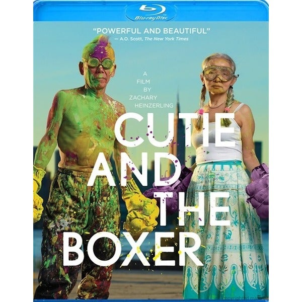 Cutie and the Boxer (Blu-ray Disc) 12100156