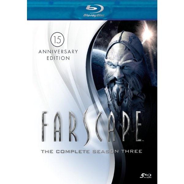 Farscape: Season 3 (15th Anniversary Edition) (Blu-ray Disc) 12100370