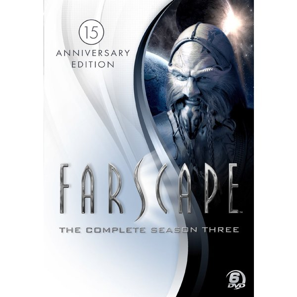 Farscape: Season 3 (15th Anniversary Edition) (DVD) 12100426