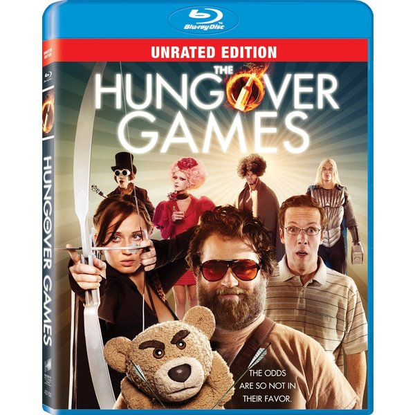 The Hungover Games (Blu-ray Disc) 12100493
