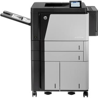 HP LaserJet M806X+ Laser Printer - Plain Paper Print - Desktop