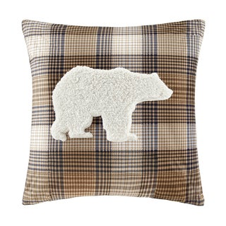 Woolrich Lumberjack Square Pillow