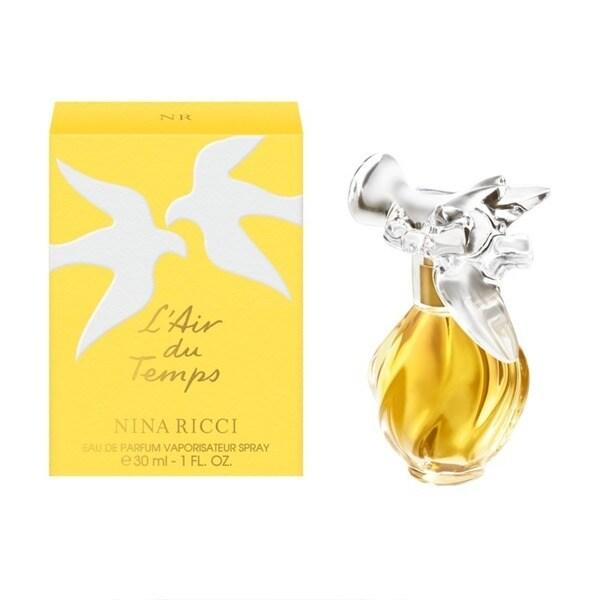 Nina Ricci L'Air du Temps Women's 1-ounce Eau de Toilette Spray