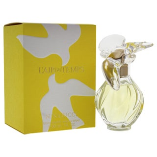 Nina Ricci L'Air du Temps Women's 1-ounce Eau de Toilette Spray
