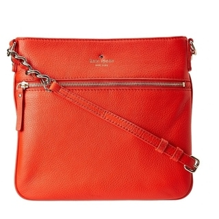 Kate Spade Cobble Hill Ellen Cross-Body - Maraschino