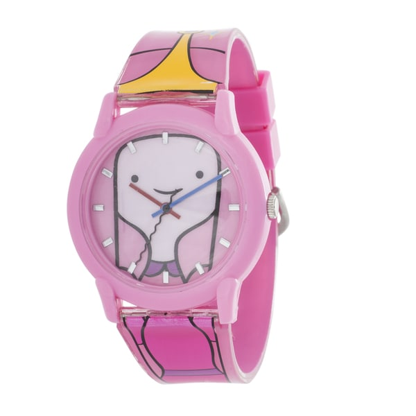 Adventure Time Kids' Pink Watch