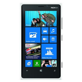 Nokia Lumia 920 32GB GSM Unlocked Windows 8 Phone (Refurbished)