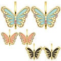 Kate Marie Fashion Butterfly Earrings