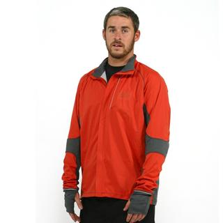 Mountain Hardwear Men's Orange Effusion Power Jacket