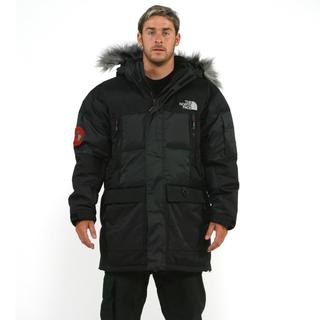 The North Face Men's TNF Black Vostok Parka