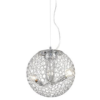 Z-Lite 3-light Spherical Pendant