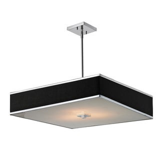 Z-Lite 3-light Rectangular Pendant