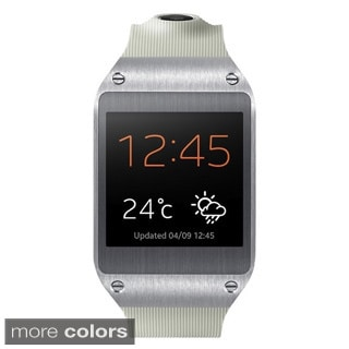 Samsung Galaxy Gear V700 Beige Smart Watch