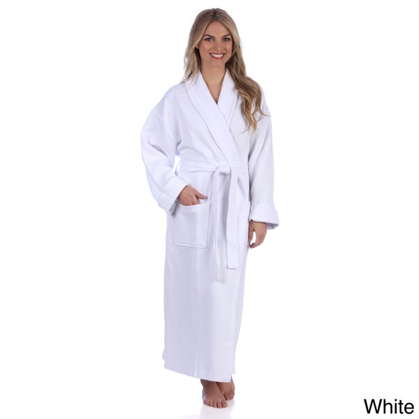 Portico Genius Organic Cotton Spa Bath Robe