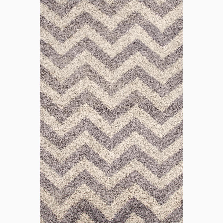 Overstock.com Hand-Made Gray/ Ivory Wool Ultra Plush Rug (8x10) at Sears.com