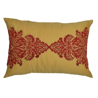 Waverly Archival Urn 14-Inch x 20-Inch Embroidered Decorative Pillow