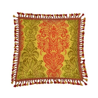 Waverly Archival Urn 20-Inch Tassel Trimmed Decorative Pillow